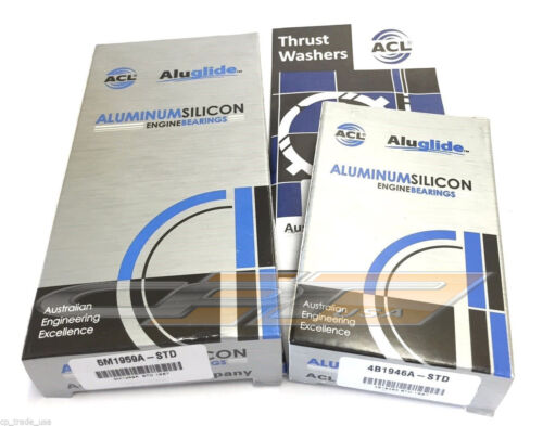 ACL BEARINGS Kit FOR HONDA ACURA B16A B17A1 B18 B18B1 B20 B20Z STANDARD SIZE