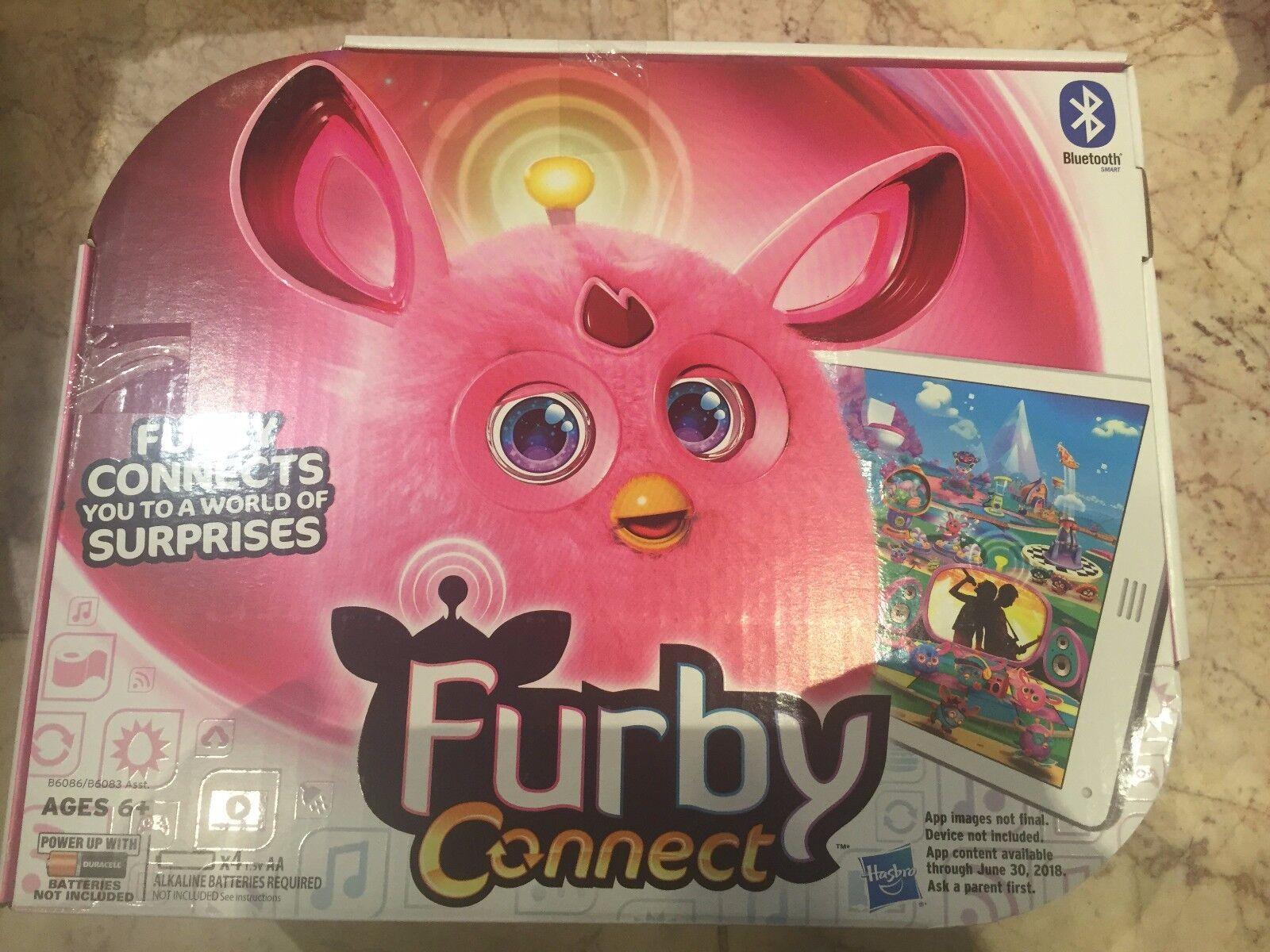 Le rythme cardiaque est pire pire pire que l'action! Furby Connecte Exclusif Démarrage Hasbro Bluetooth Rose b3afe7