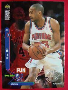 GRANT-HILL-1995-96-COLLECTOR-039-S-CHOICE-PLATINUM-PLAYERS-CLUB-PARALLEL-INSERT-173