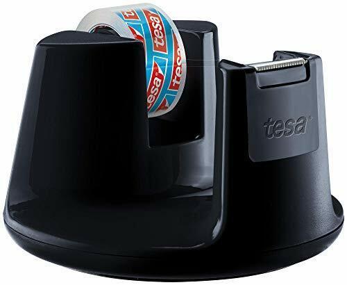 Klebebandspender mit Anti-Rutsch-Boden für s... tesafilm Tischabroller Compact