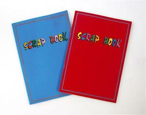 Scrap-book-A4-size-Set-of-2-scrap-books