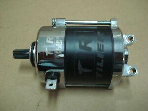 High torque starter motor fits yamaha zuma bws cygnus x for Hi torque starter motor