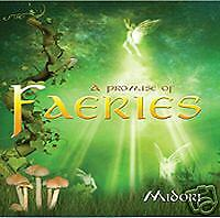 A Promise of Faeries - Midori -  New Age CD