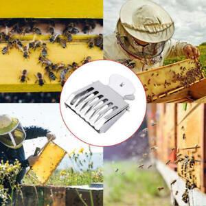 Queen Bee Catcher Clip Bee Catching Tool for Beekeepers Stainless Steel hot FMW