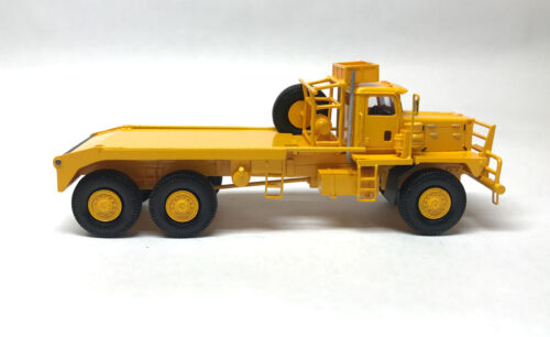 """yellow colour Ready Made Resin Model HO 1//87 Pacific P12W /""""Roughneck/"""""""