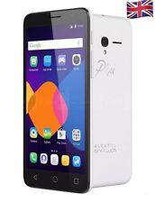 """Brand New ALCATEL PIXI 3 - 3.5"""" 3g (sbloccato) - Smartphone Android 4.4 - Nero"""