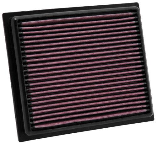 33-2435 K/&N High Flow Air Filter fits TOYOTA PRIUS 1.8 2010-2013