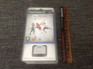 Eye-Toy-Kinetic-With-Silver-Camera-PS2-Playstation-2-Brand-New-amp-Sealed-Game