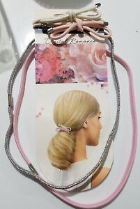 LadyJayne-Digital-Romance-Hair-Elastics-Limited-edition-BabyPink-White-Silver
