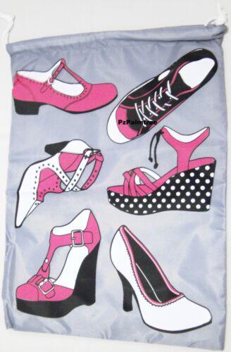Voyage Sac à Chaussures Filles Femmes Gym PE Dance Ballet School Natation Kit Holiday