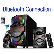 Boytone Bluetooth Powerful Home Theater Speaker System with FM Radio (BT-326F)