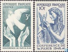 STAMPS - TIMBRE -  POSTZEGELS - FRANCE - FRANKRIJK  1946  REEKS  ** (ref297)