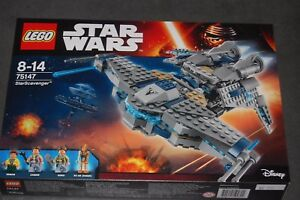 Lego Star Wars - 75147 - le chasseur detoiles Neuf scelle