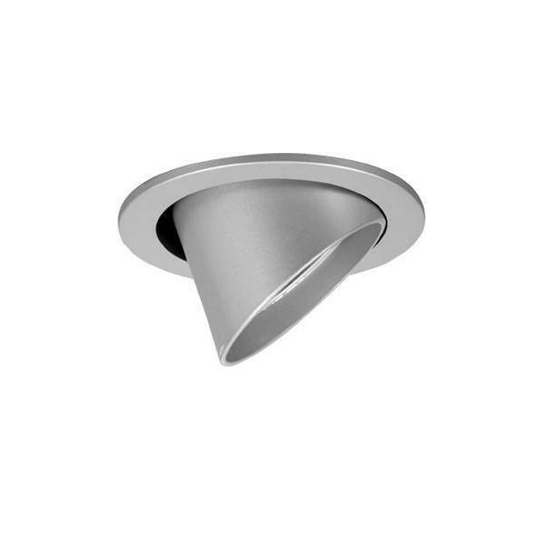 LTS Licht&Leuchten LED-Einbaustrahler CSALP 50.3030.50 si IP20 Licht&Leuchten