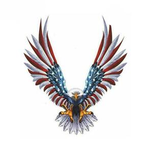 AMERICAN-FLAG-BALD-EAGLE-STICKER-TRUCK-VEHICLE-WINDOW-WALL-v-CAR-A9J1-I1Y4