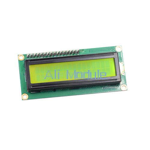 Blue//Yellow IIC//I2C//TWI//SPI Interface1602 2004 Character LCD Module Display N