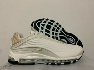 Details about Nike Air Max Deluxe SE Shoes Sail Desert Ore Teal Tint Black SZ 10.5[AO8284 100]