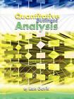 Quantitative Business Analysis by Cognella (Paperback / softback, 2011)