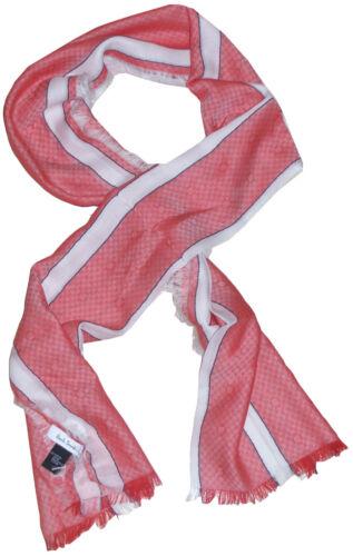 in realizzata Smith righe Sciarpa seta con come Paul in rosso Italia sente cotone la di si wAtpwUqxS