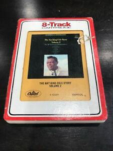 The-Nat-King-Cole-Story-Volume-2-8-Track