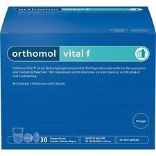 Orthomol Vital F   30 x Granulat / Kapsel    Kombipackung   1 st   PZN 1319643