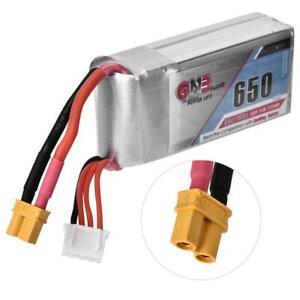 Gaoneng-GNB-11-1V-650mAh-80-160C-XT30-Plug-3S-Chargeable-Drone-Lipo-Battery