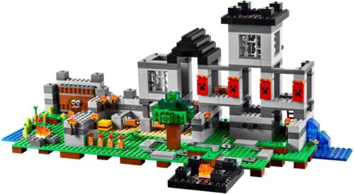 LEGO® Minecraft™ 21127 Die Festung NEU OVP/_ The Fortress NEW BNISB  B!
