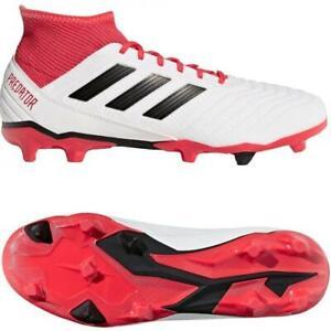 ahorre hasta 80% mayor descuento discapacidades estructurales Nuevas Adidas Predator 18.3 FG Botas De Fútbol Para Hombre UK 6 a ...