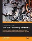 Building Websites with the ASP.NET Community Starter Kit by K. Scott Allen, Christian Darie (Paperback, 2004)
