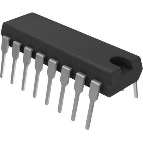 HEF4556BP circuit intégré DIP-16