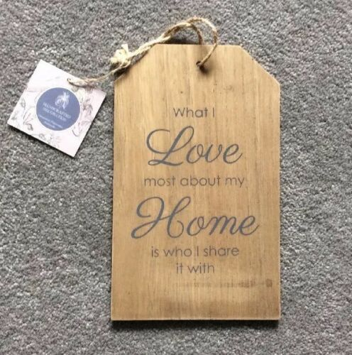Wooden Hanging Signs