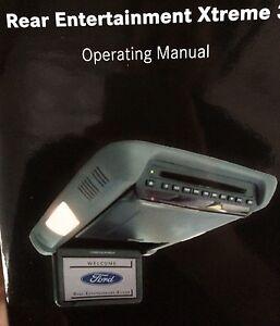 genuine ford sx sy territory roof mounted rex dvd player drop down rh m ebay ie Ford Figo Ford Figo