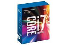 Intel Core i7-7700K Kaby Lake 7th Gen 4.2GHz LGA1151 UNLOCKED CPU BX80677I77700K