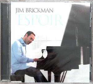 Jim-Brickman-CD-Espoir-France-M-M-Scelle-Sealed
