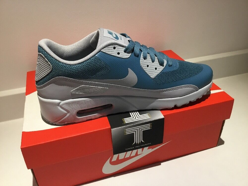 new products add52 592d6 ... Nike Air Max 90 Ultra Ultra Ultra 2.0 Essential ~ 875695 001 ~ U.K. Size  9 ...