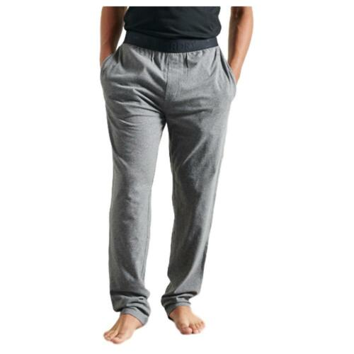 Laundry Grey Marl NEW Superdry Laundry Flannel Pants