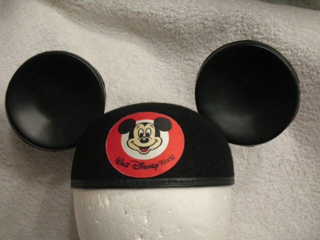 Walt Disney World Mickey Mouse Ears Youth Hat Jacobson Hat Co Stephen embroidery