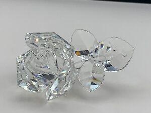 Figurine-Swarovski-174956-Clos-Rose-8-5-Cm-en-Parfaite-Condition