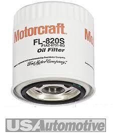 MOTORCRAFT-FL820S-GENUINE-FORD-OIL-FILTER-MUSTANG-4-0L-V6-4-6L-V8-F150