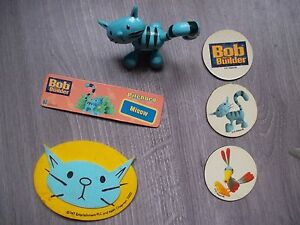 Bob-the-builder-fridge-magnets-and-Pilchard-the-cat