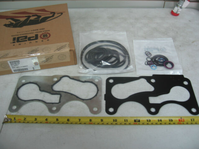 Oil Cooler Gasket Kit For Caterpillar C13 Pai 331512 Ref 2655324 3153221