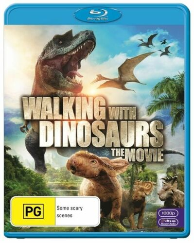 1 of 1 - Walking With Dinosaurs : NEW Blu-Ray