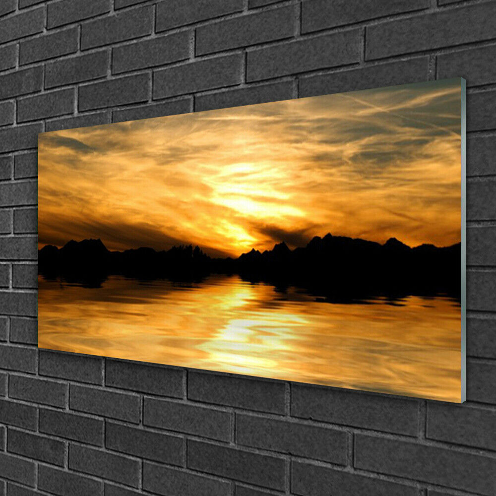 Wandbilder aus Plexiglas® 100x50 Acrylglasbild Abstrakt Kunst