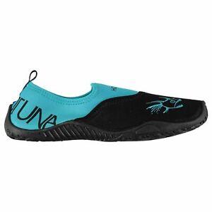 Ladies Size 6 purple//white Hot Tuna Ladies Aqua Water Shoes Splasher Pattern New