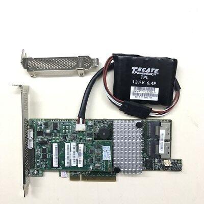 New Sealed LSI MegaRAID 9271-8i PCI-E 6Gbps RAID Controller Card From US Ship