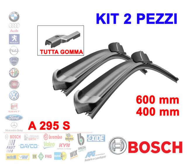 Set 2PZ Balais Caoutchouc Bosch 3397007295 Bosch 60 40 CM A295S