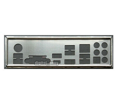 I//O Shield For MSI Z270 KRAIT GAMING Motherboard Backplate IO