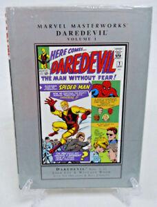 Daredevil-Man-Without-Fear-Volume-1-Marvel-Masterworks-HC-Hard-Cover-New-Sealed