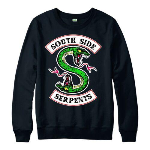 Southside serpents Clovix Pull Jones vieilli Unisexe Enfants Adultes Jumpe Haut