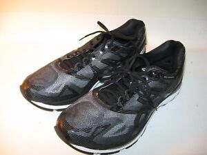 differently c3d6e f1b07 Details about Asics Gel Nimbus 19 Running Shoes Men's Black T702N - US 14  (EU 49)